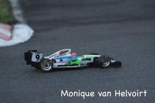 Serpent SF2 F1 Patrick Jongenelis